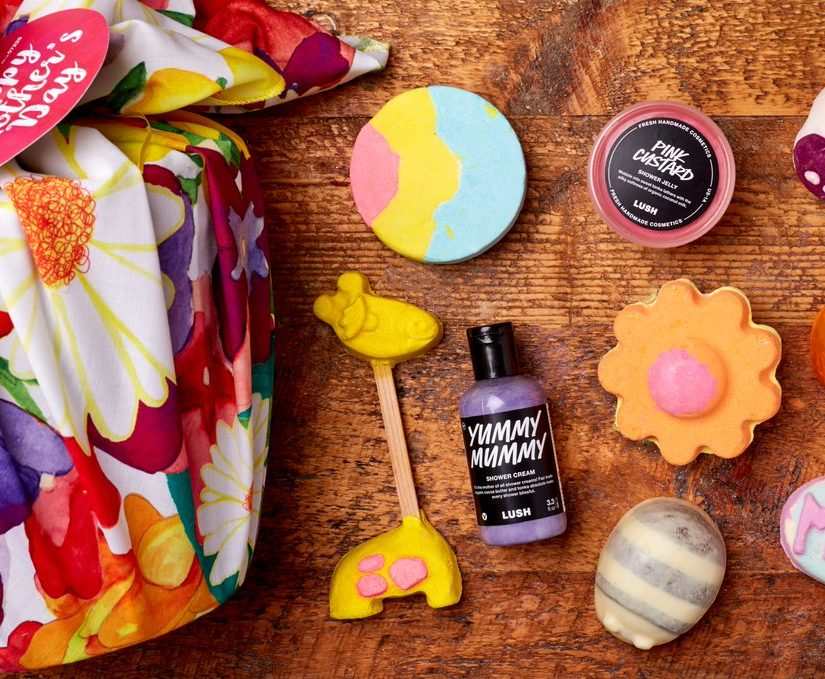 Lush Cosmetics Mother's Day