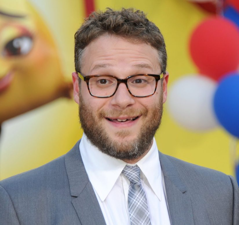 Seth Rogen Donald Trump Jr.