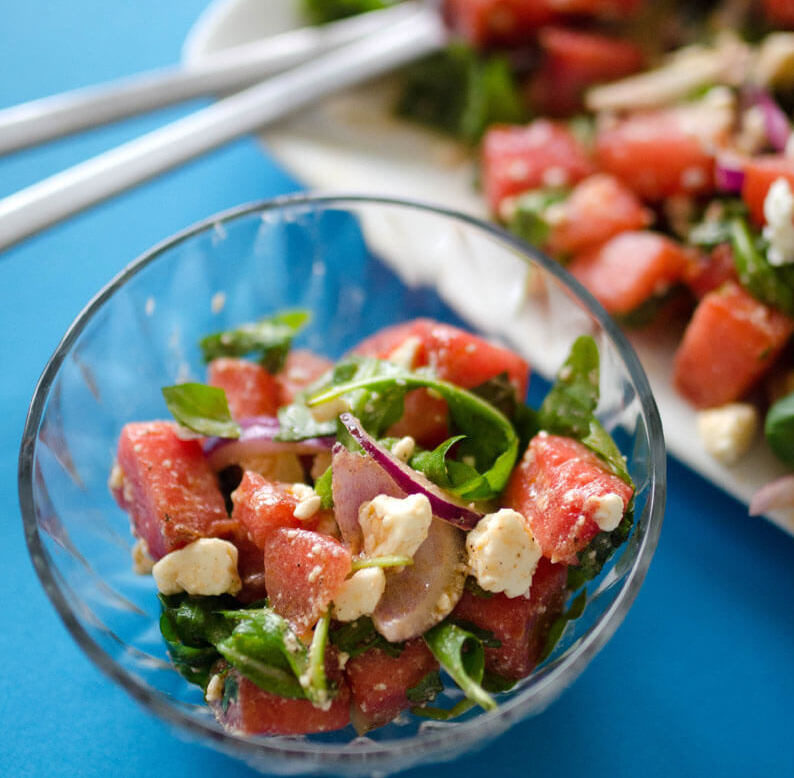 Watermelon Summer Recipes