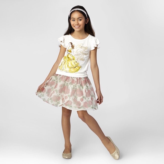 Target Introduces Beauty The Beast Inspired Children S Clothing